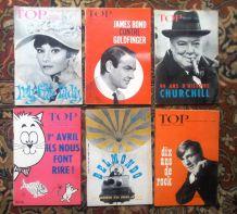 TOP REALITES JEUNESSE 1965 (52 numéros)
