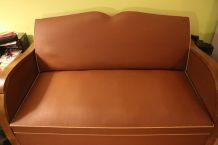 Canapé vintage années 50