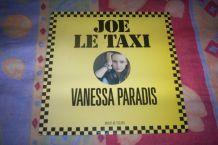 MAXI 45 TOURS joe le taxi vanessa Paradis