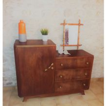 Commode asymetrique Vintage