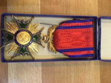 Médaille Dévouement Social