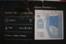 SUSPENSION SDB KYOTO pendant