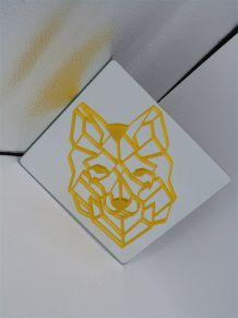 Miroir loup