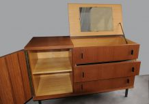 coiffeuse commode Marcel Gascoin