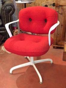 Paire de fauteuils de bureau Knoll par Morrisson Hannah