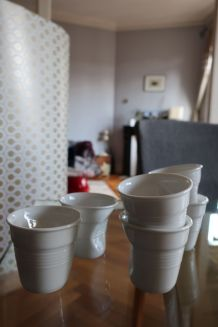 6 tasses à café Revol