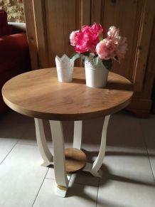 Table style Art Déco