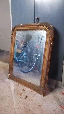 miroir au mercure