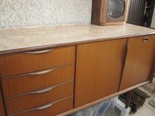 BUFFET  SCANDINAVE TECK
