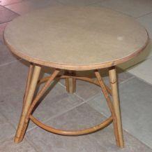 petite table ronde pour chambre enfant