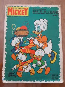 Le journal de Mickey N103 1971