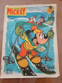 Le journal de Mickey N1020  1972