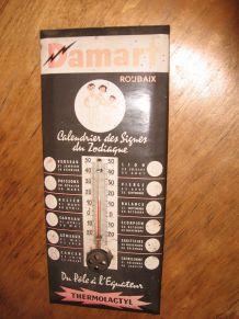 Thermomètre publicitaire
