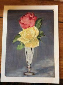 Peinture 1950