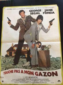 Affiche cinema vintage