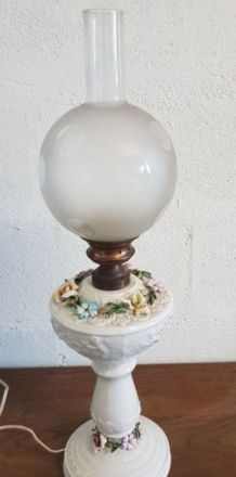 Belle lampe a petrol