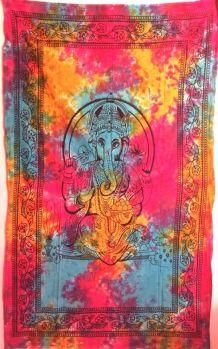 Tenture Indienne Ganesh