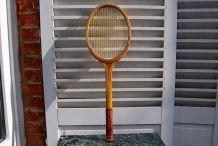 Raquette de tennis vintage  Slazenger