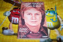 LIVRE CLAUDE FRANCOIS 256 PAGES DE 1987 l'envers du décor