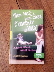 Mon nez, mon chat, l'amour et moi-Tome 1-Louise Rennison
