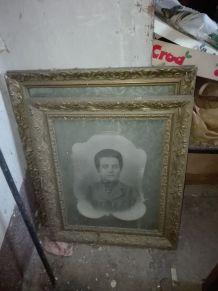 Portrait ancien (gravure)