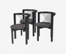 Trois chaises string