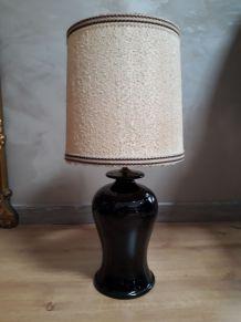lampe noir de luxe classic 1970