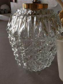lustre en verre