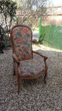 fauteuils voltaires anciens