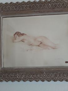 Tableau Jean Dulac