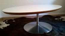 Table design circlede Pierre Paulin circa 1960