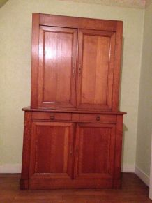 ARMOIRE NORMANDE ou BUFFET 2 CORPS