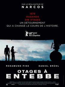 """2 places  de  ciné  """" otages  a  entebebe"""""""