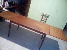 Table vintage année 70
