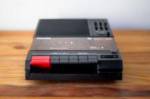 Magnétophone à Cassette PHILIPS D6350 Lecteur Enregistreur