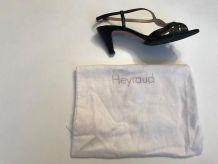 Sandales Heyraud noires