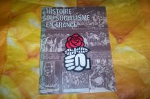 ALBUM BD E.O. HISTOIRE DU SOCIALISME HORS COMMERCE 1977