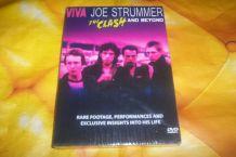 DVD DOCUMENTAIRE ET CHANSONS SUR LE GROUPE THE CLASH NEUF