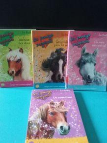 les poneys magiques