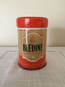 Boîte métal Blédine