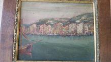 Tableau vue mer