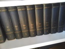 encyclopedie larousse 11 volumes
