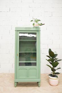 Armoire vitrée / vaisselier