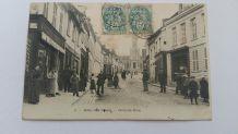 Carte Postale Ancienne , Ailly sur Noye , 80