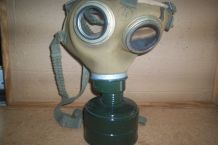 masque à gaz militaire démilitarisé