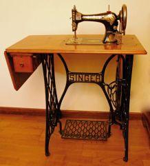 Machine à coudre Singer 1911