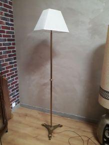 lampadaire 1970 bronze