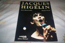 GROS ALBUM DE 1985 JACQUES HIGELIN 134 PAGES