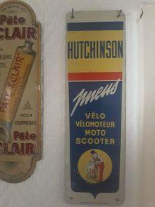 Plaque de propreté Hutchinson
