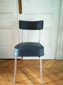 Chaise pullman vintage